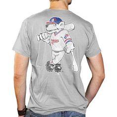 Denver Bears Bat on Shoulder T Shirt