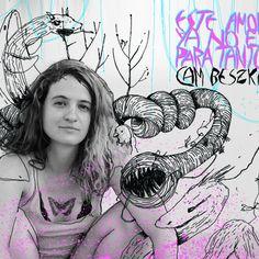 "The very talented Cam Beszkin and her beautiful, marvelous new album, ""Este amor ya no es para tanto"" (""This love is no longer for so much"").  La muy talentosa Cam Beszkin y su hermoso, estupendo nuevo álbum, ""Este amor ya no es para tanto"".  http://cambeszkin.bandcamp.com/album/este-amor-ya-no-es-para-tanto  #CamBeszkin #cambeszkin #rock #folk #indie #alternative #alternativo #acoustic #acústico #bandcamp #Argentina"
