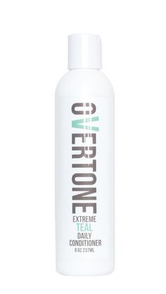Extreme Teal Daily Conditioner | Overtone