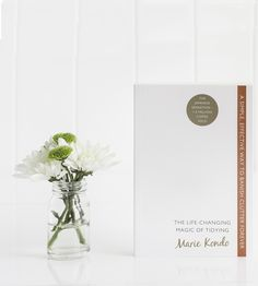 The Life Changing Magic of Tidying up - Marie Kondo - one of our favourite books Organisation Ideas, Life Organization, Kikki K, Marie Kondo, Tidy Up, Best Relationship, Positive Attitude, Life Changing, The Life