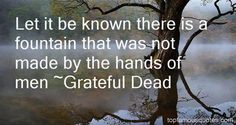 Grateful Dead Quotes
