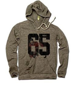 Andrew Shaw Officially Licensed NHLPA Chicago Women's Hoodie S-XL Shaw 65