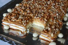 Tiramisu, Cake Recipes, Food And Drink, Sweets, Cooking, Ethnic Recipes, Foodies, Cakes, Goulash Soup