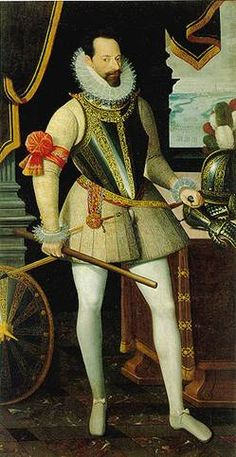 Alessandro Farnese duc de Nemours,  ca. 1590 (Jean Baptiste de Saive) (1540-1624) Galleria Nazionale, Parma