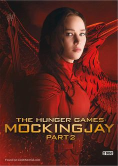 The Hunger Games: Mockingjay - Part 2 - Movie Cover