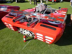 1968 Lola T-222 Can Am Car