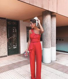 Looks de influencers para ser la invitada perfecta Nye Outfits, Classy Work Outfits, Evening Outfits, Evening Dresses, Mode Ootd, Mode Chic, Formal Looks, Pop Fashion, The Dress