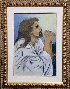 """ il Gesù ""  olio"