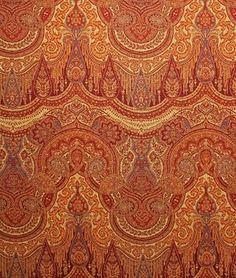 Pindler & Pindler Lutece Spice Dining Room Drapes, Family Room, Tapestry, Spice, Fabrics, Home Decor, Hanging Tapestry, Tejidos, Tapestries