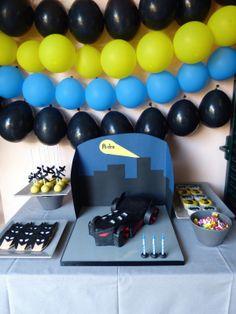 batman party by havesomesugar