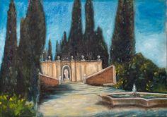 Villa Falconieri Oil