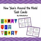 These task cards allow students to learn fast facts about how the New Year is celebrated in countries around the world. Students will use the onlin...
