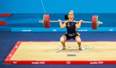 Olympics 2012 Women's 75kg Weightlifting - Portail:Haltérophilie — Wikipédia