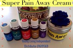 Super Pain Away Cream