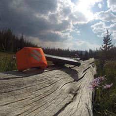 Where is your next adventure going to be?  Great shot of the #catalystCase in the #outdoors by @mountainmatron