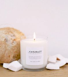 CoconutSoy Blend Candle