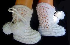 Ажурные пинетки спицами (описание вязания) — DIYDIY.ru вязание: описание, схемы, видео, мастер классы