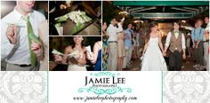 Cape Coral Yacht Club Ballroom   Cape Coral Wedding Photographer   Jamie Lee Photography   Unique Reception Exit   Throwing Paper Airplanes at Bride and Groom