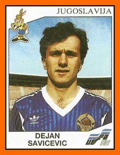 Dejan Savicevic - Yugoslavia