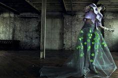 Ranya Mordanova Poses for Nikolay Biryukov in 1Granary Magazine | Fashion Gone Rogue: The Latest in Editorials and Campaigns
