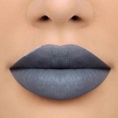 """""""Smoke"""" Matte Lipstick  @itsmuaashley  #abh"""
