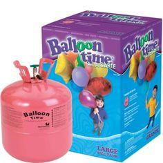 Small Helium Tank - Party City