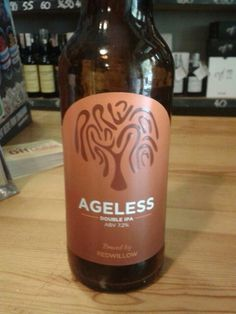 Ageless, RedWillow, double ipa, UK