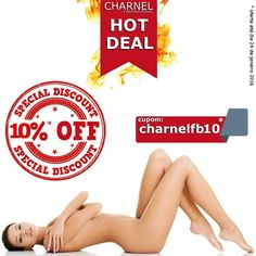 Proibido para menores de 18 anos. Gostaria de ganhar um desconto de 10% no sexshop CHARNEL? Só até dia 24 de janeiro, utilize o cupom charnelfb10 WWW.CHARNEL.COM.BR