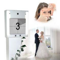Mit dem Videogästebuch zur Hochzeit fangt Ihr die besten Eindrücke des schönsten Abend im Leben ein und behaltet sie so immer in Erinnerung. via: www.monsterzeug.de