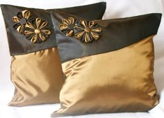 cushion cover / throw pillow / decorative by Rusnascreations, $30.00