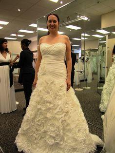 Mindy Versus the Wedding Dress Industry - Part Three - This Fairy Tale Life Bridal Salon, Davids Bridal, One Shoulder Wedding Dress, Wedding Gowns, Fairy Tales, Wedding Ideas, Change, Life, Fashion
