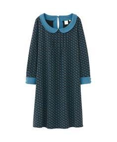 WOMEN O.Kiely 3/4 SLEEVE DRESS