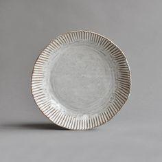 Round Fluted Serving Plate – Nom Living