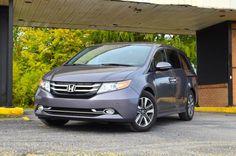 Essai - Honda Odyssey 2016: tournage et escapade - V - Auto