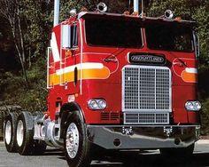 1977 Freightliner Cabover