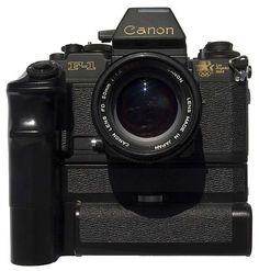 Canon F-1 Los Angeles Olympics Edition