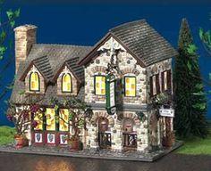 Dept. 56 Snow Village Vineland Estates Winery Numbered Ltd Ed. 20,000 New # 9887
