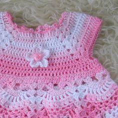 Arquivo dos álbuns Baby Girl Crochet, Crochet Baby Clothes, Crochet For Kids, Baby Blanket Crochet, Baby Dress Patterns, Baby Clothes Patterns, Crochet Designs, Crochet Patterns, Crochet Curtains
