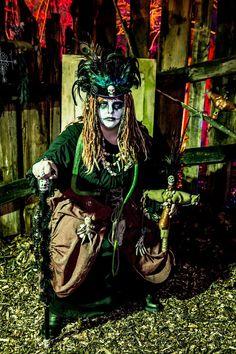 Voodoo Halloween                                                       …