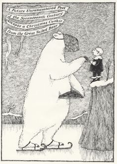 getting lost in the world of Edward Gorey