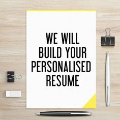 Make My Resume For Free Always Have The Right Resume For The Jobcreate Your Digital Resume .