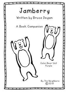 Ira Sleeps Over Book Companion Color Unit Orange