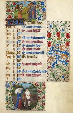 Book of hours | France, probably Rouen | ca. 1470 | The Morgan Library & Museum