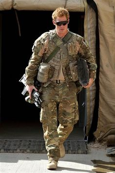 AFGHANISTAN-BRITAIN-ROYALS-HARRY-MILITARY
