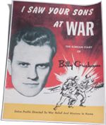 Whether exhorting a small crowd of teens at a Youth For Christ rally, speaking against apartheid in a stadium in South Africa, or praying for a wounded nation in the aftermath of 9/11, Billy Graham has lived as a man on a mission following hard after God's calling. The mission has evolved as technology has opened doors to the whole world, but the message of hope in Christ has remained unchanged. That message continues to change hearts the world over.