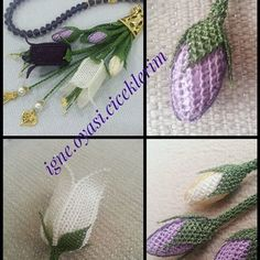Needle Lace, Hand Embroidery, Arts And Crafts, Crochet, Instagram, Jewelry, Herbs, Lace Flowers, Tejidos