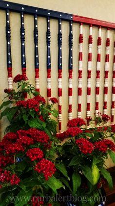memorial day flag garden boston