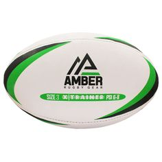 The physical benefits of playing Rugby go beyond the fitness, helps you to keep active, improves eye-coordination, flexibility and strength. Get the real benefits of playing rugby with the Amber X-Trainer Rugby ball for just £10.39 use coupon code AMBER20.