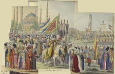 Sultan Mahmoud II's Review