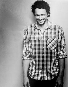 James Franco. The best smile in the biz.
